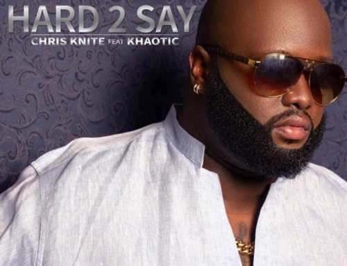 "Chris Knite New Single, ""Hard 2 Say"" Feat Khaotic"