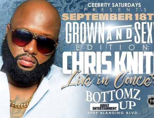 Chris Knite, Live In Concert – Grown & Sexy Edition 9.18.20