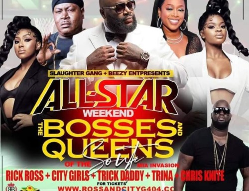 Chris Knite Opens All Star Weekend: The Bosses And Queens – 3.6.21